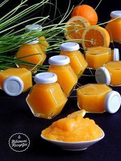 Gourmet Gifts, Bottles And Jars, Naan, Winter Food, Food Storage, Cantaloupe, Vodka, Orange, Fruit
