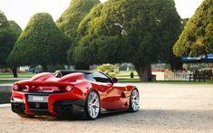 Cool Red Ferrari TRS https://www.flickr.com/photos/alexpenfold/15797408206/ by Alex Penfold #ferrari
