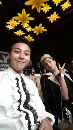 YG Family Power Tour in Singapore Press Conference (140912)