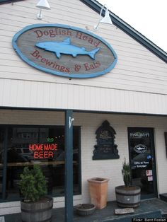 Dogfish Head, Milton, DE Went to Bethany location!  Great brews
