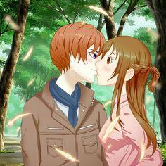 Beijos romanticos😍💋