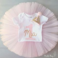 First Birthday Outfit Girl Tutu Dress Set Tulle Skirt Baby Headband Crown Baby Romper Birthday Outfit Girl Baby Tutu Set Girls Tutu Dresses, Tutus For Girls, Diy For Girls, Girl Skirts, 1st Birthday Outfit Girl, Baby First Birthday, Baby Tutu, Baby Baby, Pink Tutu
