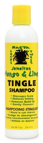 Jamaican Mango and Lime Tingle Shampoo, 8 Ounce >>> Check out this great product. (This is an affiliate link and I receive a commission for the sales)