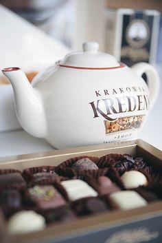 Tea and Chocolates - perfect
