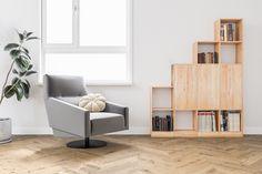 Bücherregal oder Minibar? Diese Entscheidung liegt hier ganz bei Ihnen.