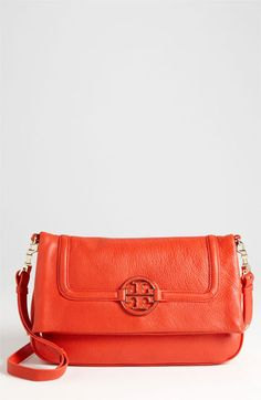 Tory Burch 'Amanda' Foldover Crossbody Bag available at #Nordstrom