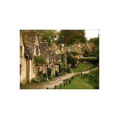 Pictures of Fairy Tale Village ❤ liked on Polyvore featuring backgrounds, photos, pictures, places and buildings
