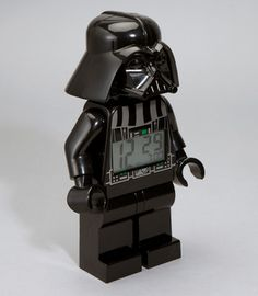 Because getting up in the morning is as enjoyable as going over to the Dark Side.