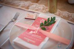 Menú para bodas - Wedding menu