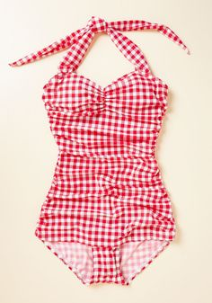 Bathing Beauty One-Piece Swimsuit in Cherry Pie  http://shareasale.com/r.cfm?b=982066&u=1422417&m=43745&urllink=https%3A%2F%2Fwww%2Emodcloth%2Ecom%2Fshop%2Fvintage%2Dswimsuits%2Fbathing%2Dbeauty%2Done%2Dpiece%2Dswimsuit%2Din%2Dcherry%2Dpie%2F10092262%2Ehtml%3Fcgid%3Dvintage%5Fswimsuits%5F2303%26dwvar%5F10092262%5Fcolor%3DRED&afftrack=