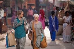 Netflix Junkie: The Second Best Exotic Marigold Hotel