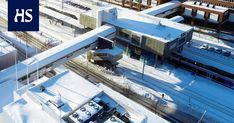 Valtio perusti uuden yhtiön, jonka tarkoituksena on kehittää asemien ympäristöjä yhdessä kaupunkien kanssa. Malm, Monet, Train, Strollers