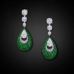 Bombe_emerald_Graff_earrings