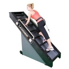 Jacob's Ladder -this could become my new favourite cardio machine what-i-do-in-my-spare-time