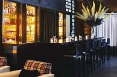 Thom bar. SIXTY SoHo. Understated sophistication in SoHo. By Hotelied.
