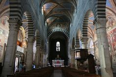 Collegiata San Gimignano. What to see in #Tuscany