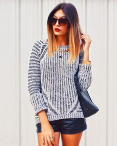 It's sweater season . #sweater #fall #fallfashion #fall2016 #newcollection #dex #dexclothing #available #buy #shoppingtime #shopaholics #mtlfashion #fashionblogger #fashionstyle #fashionista #mywardrobe #mystyle #potd #tops #ootd #girls #vetements #forher #montreaux #montreal #yul #qc #514 #brand