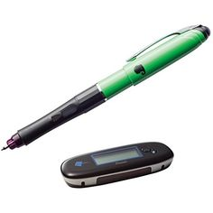 Pentel airpenPocket.  A nice digital pen.