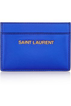 Chic Leather Cardholder