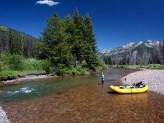 Pack-In Fishing Adventure in the Bob Marshall Wilderness: Cutthroats and Bull Trout on the Flathead River — Field & Stream