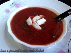 Red Velvet Soup!!