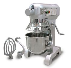Hobart Style 10qt Commercial Plaetary Mixer - Globe Slicers