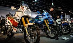 Yamaha Paris Dakar Rally | ... , mit denen die legendäre Rallye Paris Dakar gewonnen wurde