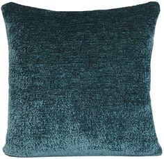 Teal Cushion Cover Plain Pillow Case Velvet Lorca Fabric in Home, Furniture & DIY, Home Decor, Cushions Teal Cushion Covers, Teal Cushions, Decorative Cushions, Pillow Cases, Velvet, Throw Pillows, Contemporary, Fabric, Diy