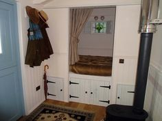 The Wild Rover - in Norfolk from The English Shepherds Hut Co.