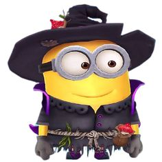 Minion Rush, Minion 2, Despicable Minions, Witch, Fictional Characters, Witches, Fantasy Characters, Witch Makeup, Wicked