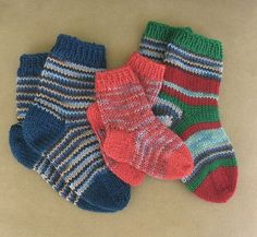 Childs Two Color Socks pattern by Lion Brand Yarn 2019 Ravelry: Child's Two Color Socks pattern by Lion Brand Yarn The post Childs Two Color Socks pattern by Lion Brand Yarn 2019 appeared first on Socks Diy. Baby Knitting Patterns, Knitting For Kids, Knitting Socks, Baby Patterns, Crochet Baby Socks, Crochet Slippers, Crochet Shoes Pattern, Ravelry, Lion Brand Yarn