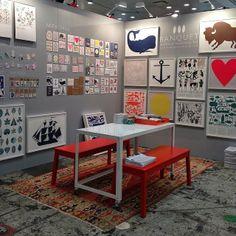 Poppytalk: National Stationery Show | Instagram Round-Up