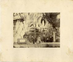 France, Lourdes, Grotte de la Vierge     #Europe #France_Nouveautés #France_Régions_touristiques