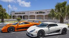 Rossion Automotive acquires the assets of Mosler Automotive. Warren Mosler, creator of the Consulier and MT900 steps away from the car biz.