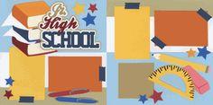 Jr. High School - Boy Page Kit