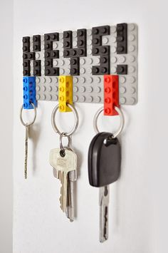 Keep Track of Your Keys With These DIY Key Holders