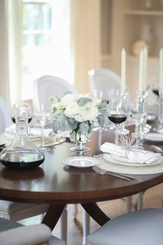 Host a Winter White Dinner Party @villeroyandboch #inspiredbyvb #villeroyboch  - Fashionable Hostess | Fashionable Hostess