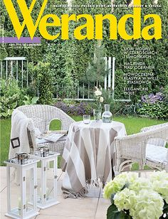 Okładka magazynu Weranda 9/2012 www.weranda.pl
