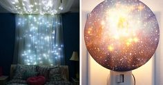 Firefly lights will make your canopy enchantingly ethereal. | 23 Magical Ways To…