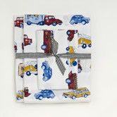 Found it at Wayfair - Cars and Trucks 240 Thread Count Sheet Set