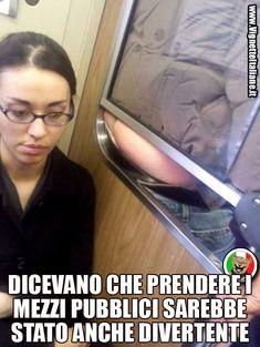 Prendere il bus oggi (www.VignetteItaliane.it)