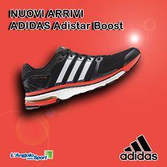 Novità! #Adidas Adistar Boost. Vieni a provare la potenza del #Boost!
