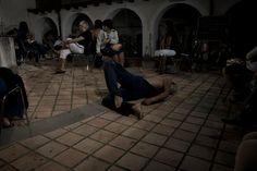 Twisted Nerve, GroundClown Andrea Ibba Monni at Ferai Teatro's El hombre mas cercano a dios