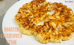 Roasted Cauliflower Steaks using Spice Sanctuary Indian Super Spice Blend. Tips on how to use Ajwain and Saffron too! Veggie Recipes, Gluten Free Recipes, Snack Recipes, Snacks, Eating Healthy, Healthy Living, Roasted Cauliflower Steaks, Nigella Seeds, Foods With Gluten