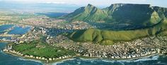 Cape Town Africa - Mother Land