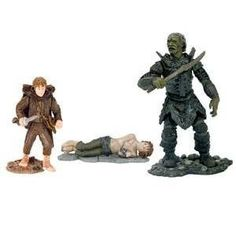 Rescue at Cirith Ungol Soldiers and Scenes @ niftywarehouse.com #NiftyWarehouse #LOTR #LordOfTheRings #Movies #Geek #Nerd #Books #Fantasy