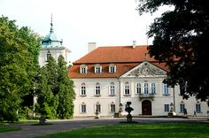 Nieborow Palace (Palace of the Radziwill Family), Poland