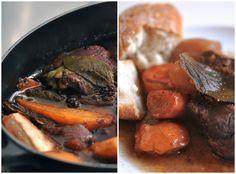 ziiikocht: Geschmortes Rindfleisch oder zu faul zum Kochen