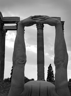 Recent Work - Rebuidling the Temple of Olympian Zeus
