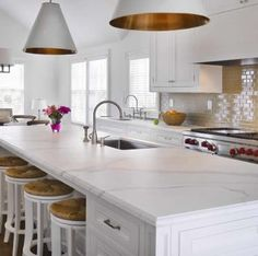 Goodman Pendants, marble